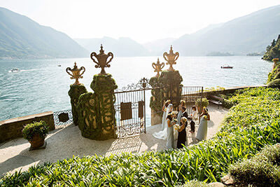 Wedding Balbianello Lake Como